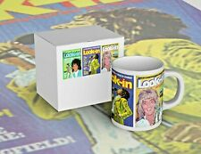 More details for colourful rod stewart look-in mug - new in picture box - free p+p