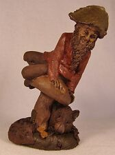 KEVIN AND CORA-R 1991~Tom Clark Gnome~Cairn Studio Item #5152~Ed #58~Story