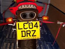 HONDA CBR600RR '2006' R&G Number / Licence Plate Holder TAIL TIDY LP0008BK