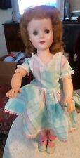 "Vintage American Character 17 "" Sweet Sue Doll w/ Jointed Elbows & Knees"