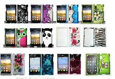 LG Optimus L5 E617 E617G / Extreme L40G Hard Case Phone Cover