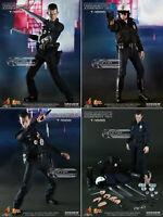 T1000 Figur, Hot Toys, DID-Patrol Cop, Terminator2, MMS129 Mix