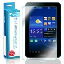 2x iLLumi AquaShield Crystal HD Screen Protector for Samsung Galaxy Tab 2 7.0