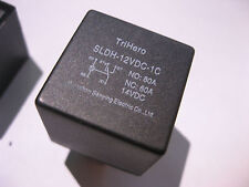 Automotive Relay SLDH-12VDC-1C 80A 60A TriHero 12V SPDT - NEW Qty 1