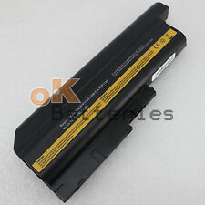 9Cell Battery Lenovo IBM ThinkPad R60e R61e R61i T60p T61p SL400 SL500 R500 W500
