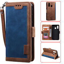 Leather Flip Wallet Phone Magnetic Case Cover For Samsung Galaxy Note20 A Series