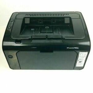 HP LaserJet Pro P1109W Laser Printer - Black