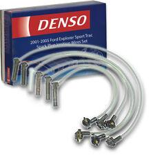 Denso Spark Plug Ignition Wires Set for Ford Explorer Sport Trac 4.0L V6 vq