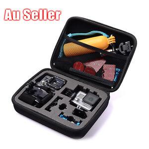 Medium Travel Storage Carry Hard Bag Case For GoPro HERO 8 7 6 5 4 3+ 3 Camera