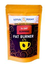 Tea Detox *Non Laxative Fat Burner, Weight loss, Slimming, Diet, Herbal Teatox