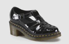 Doc Martens sexy sharp Black Patent Lamper Eleanor buckling T-bar shoe UK8 US10