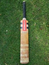 Gray Nicolls Millenium cricket bat 5 star Custom made sh twin scoop classic