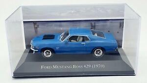 EBOND Modellino Ford Mustang Boss 429 1970 -1/43 0063.