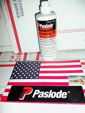 """Genuine"" Paslode Single 4-oz. Cordless Lubricating Oil 401482 For Cordless Guns"