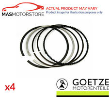 ENGINE PISTON RING SET GOETZE ENGINE 08-307100-00 4PCS I STD NEW OE REPLACEMENT