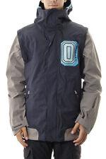 New Oakley Rafter Jacket 411668 Pro Rider Series Recco Mens L LG LARGE Snowboard