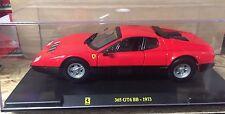 """DIE CAST """" FERRARI 365 GT4 BB - 1973 """" SCALA 1/24  LE GRANDI FERRARI"""