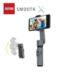 Zhiyun Smooth X Portable Handheld Gimbal Stabilisator für iOS/Android Smartphone