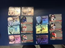 2016-17 TIM HORTONS UD PLATINUM PROFILES  LOT **U PICK A CARD TO COMPLETE SET**