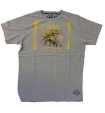Yakuza Herren-T-Shirts aus Baumwolle in Plusgröße