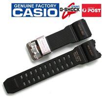 Casio G-shock Watch Band Strap Mud Resist MUDMASTER Gwg-1000-1a Black Rubber