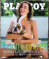 Playboy Magazine July/August 2018 Summer Comedy Kathy Griffin Hannibal Buress