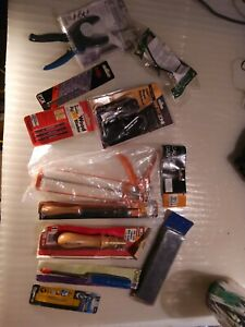 Garage Clearance Tools, Still In Packaging Bundle
