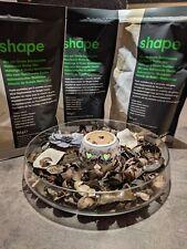 3 Vi Shape ViShape Pasto Sostitutivo 3x 744 g + insaporitori