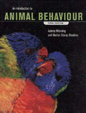 An Introduction to Animal Behaviour,New Condition