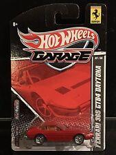 Hot Wheels Garage Ferrari 365 GTB4 Daytona krg0338