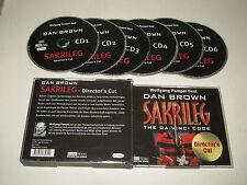 Dan Brown/Sakrileg Director's Cut ( Lübbe / 3-7857-3079-9) 6XCD Album