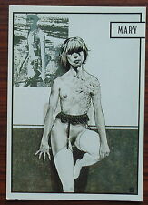 Carte postale Liberatore,Bordel,Mary,postcard