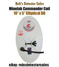 "Minelab Commander Search Coil - 10"" X 5"" Elliptical DD for Minelab Detectors"