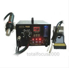 Aoyue 968 SMD HotAir 3in1 Repairing&Rework Station 220V
