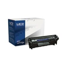 MICR Print Solutions Q2612A Compatible Black MICR Toner - 12AM