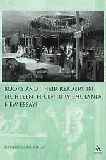 NEW Books and Their Readers in 18th Century England: Volume 2 New Essays
