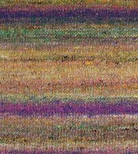 30% OFF! 100g Noro KIBOU Colorful Cotton Wool Silk Self Shading Yarn #14
