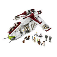1175PCS Republic Gunship Building Blocks Bricks Figures Toy Model Set Star