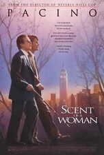 SCENT OF A WOMAN Movie POSTER 27x40 Al Pacino Chris O'Donnell James Rebhorn