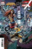 Secret Warps Weapon Hex Annual #1 Marvel Comics 1st Print 2019 unread NM