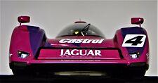 1 Sport Car Jaguar 18 GT C Race E 64 F Exotic 24 D 12 Concept Type Leman 43 XK S