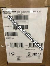 848774-291 - DL380 Gen9 Xeon E5-2630v4 2.20GHz 1P/10C 16GB Memory Hot Plug 8SFF(
