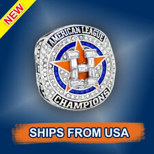2019 Houston Astros American League Championship Ring Official ALTUVE Fans Gift
