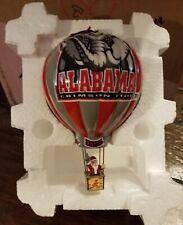 Danbury Mint Alabama Crimson Tide 2002 Victory Balloon Christmas Ornament
