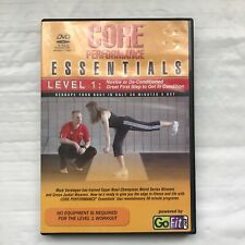 Core Performance Essentials - Level 1 (DVD, 2006)