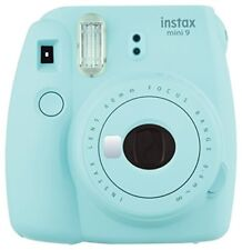 Fujifilm Instax Mini 9 fotocamera a sviluppo istantaneo Ice Blu