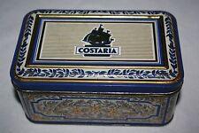 Antike Blechdose: Costaria München - Kaffee- und Tee