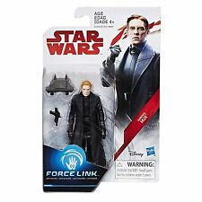 NEW STAR WARS THE LAST JEDI GENERAL HUX FORCE LINK FIGURE C1533