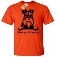 834937768 CafePress Mini Schnauzer Mom Classic Crew Neck Sweatshirt