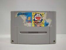 SNES -- Doraemon 2 -- Action, Super famicom, Japan game, work fully!! 13771